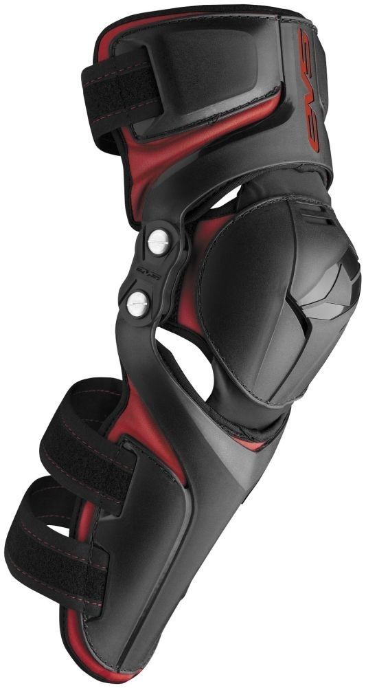 Black EVS 2016 Option Mini Elbow Guard Off-Road Motorcycle Body Armor One Size
