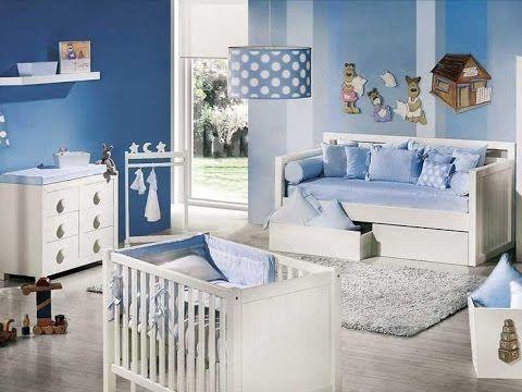 Decoracion de cuartos pequeños para niños recien nacidos - Como