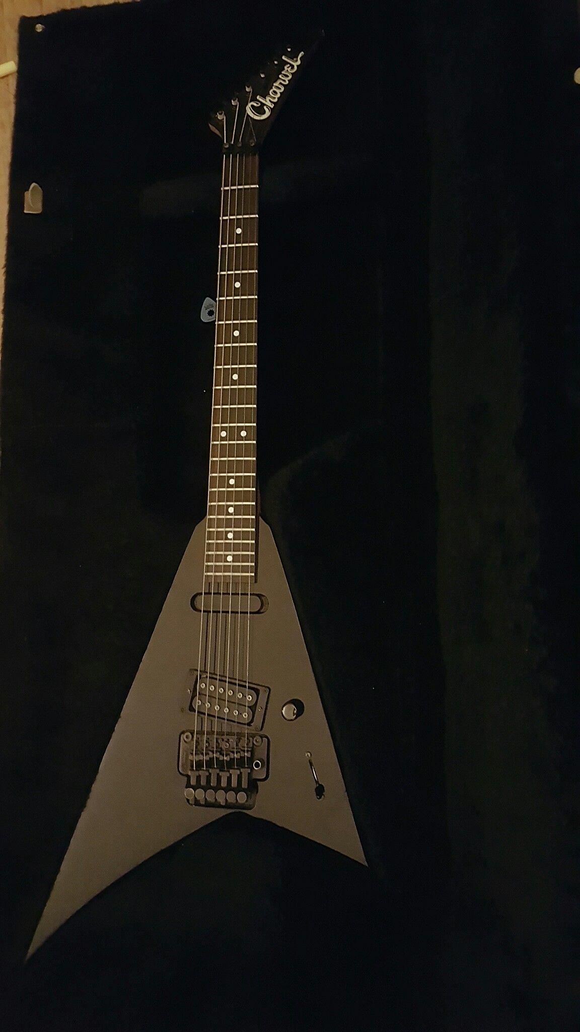 1990 Randy Rhoads Charvel Jackson Avenger Guitar In 2018 2009 Wiring Diagrams Heavy Metal Signature Bass Amps