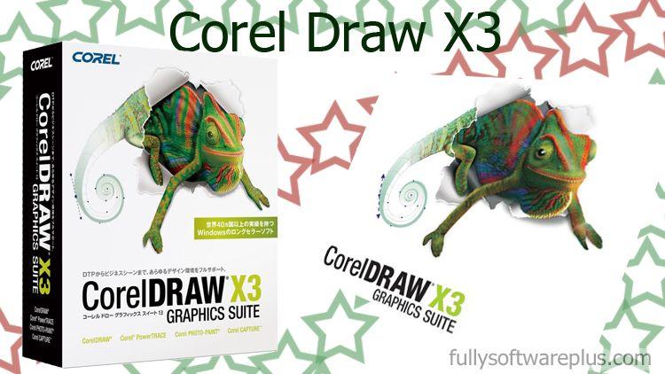 corel draw x3 free download