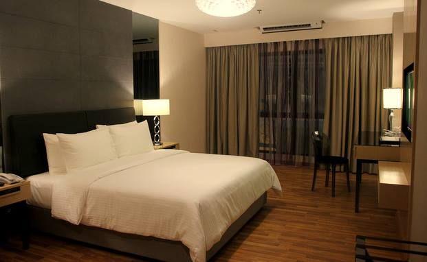Imperial Deluxe Room Room Minimalist Baths Room Design