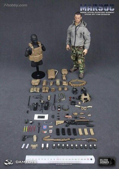 Marine Special Operation Regiments