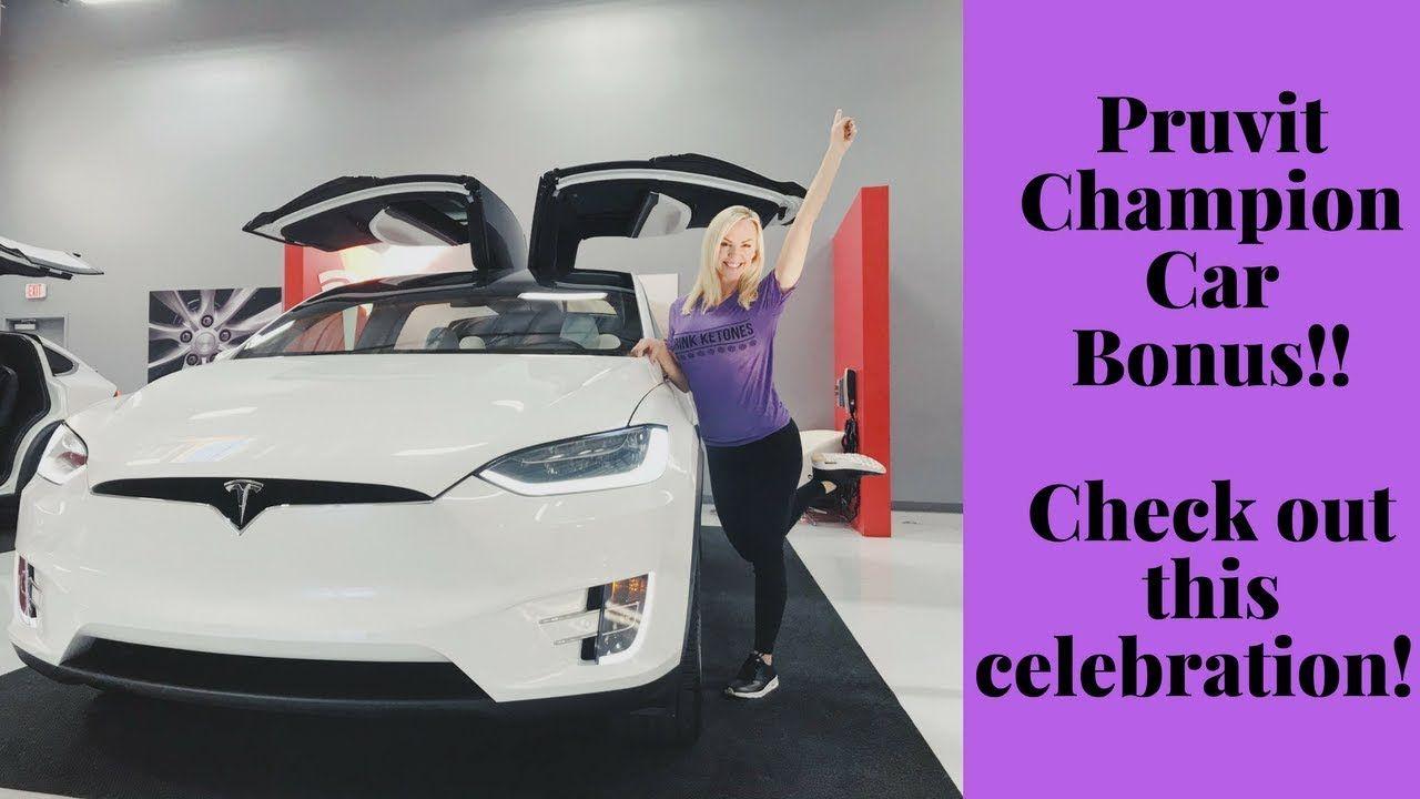 tesla model x celebration mode pruvit champ car bonus tesla model x car bonus tesla model pruvit champ car bonus tesla model