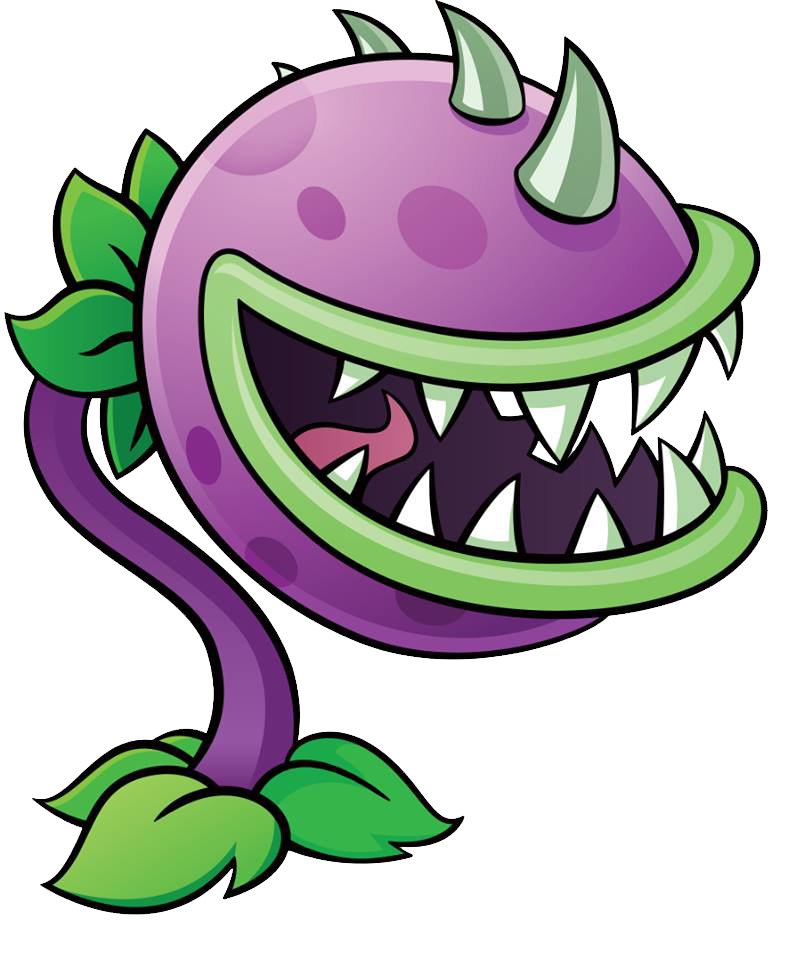 Chomper Gallery Plants Vs Zombies Birthday Party Plants Vs Zombies Plant Zombie