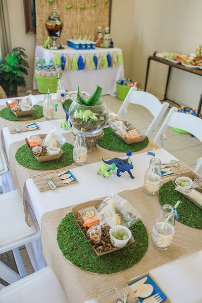 Pin by Ashleigh Nicole Events on Dinosaur Excavation Birthday Party