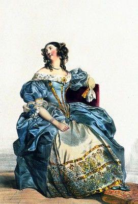 17th Century Archives Page 8 Of 20 World4 Costume Historique Coiffures Historiques Gravures De Mode