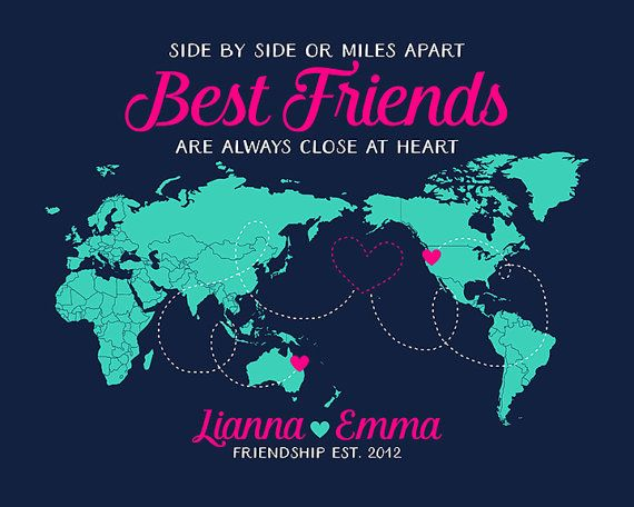 World map opposite style other side of the globe gift for best world map opposite style other side of the globe gift for best friends gumiabroncs Choice Image