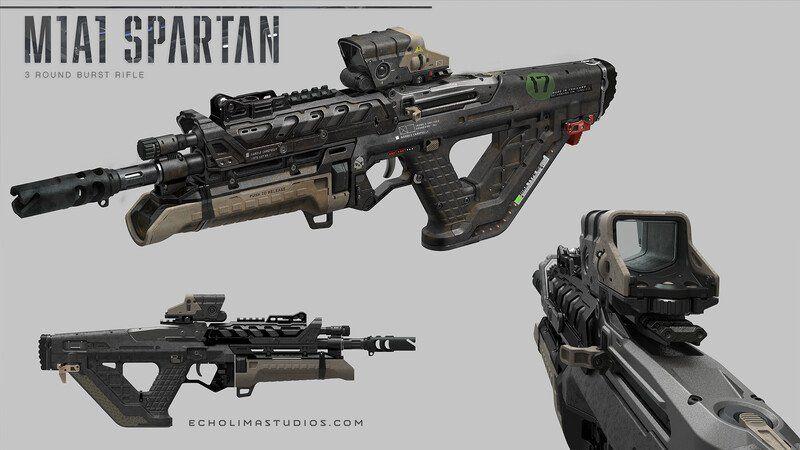 Pin On X Rail Gun