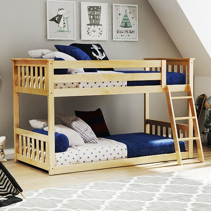 Fairgrove Twin Bunk Bed images