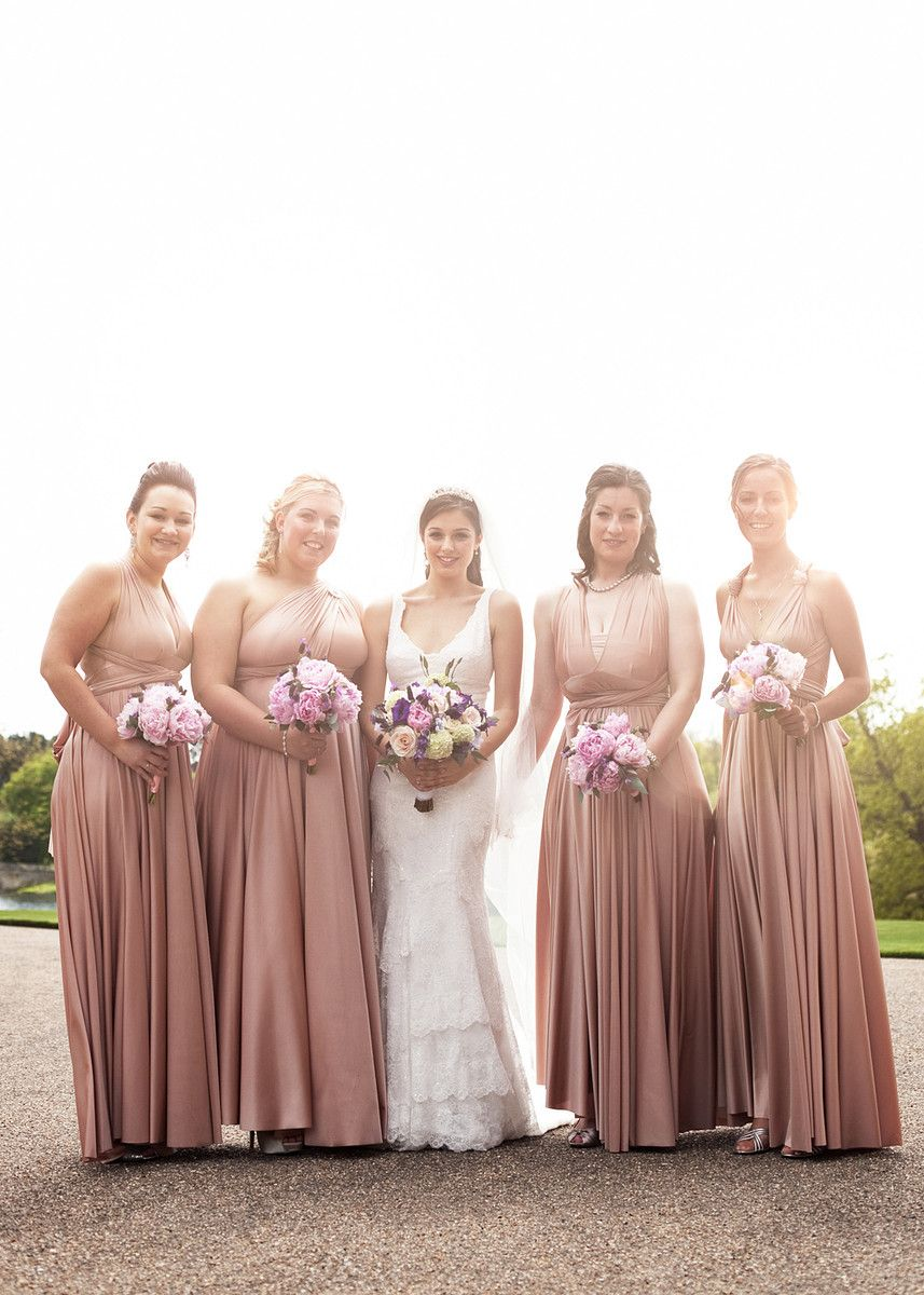 Two birds bridesmaids dresses brides dress is from morgan davies two birds bridesmaids dresses brides dress is from morgan davies ombrellifo Image collections
