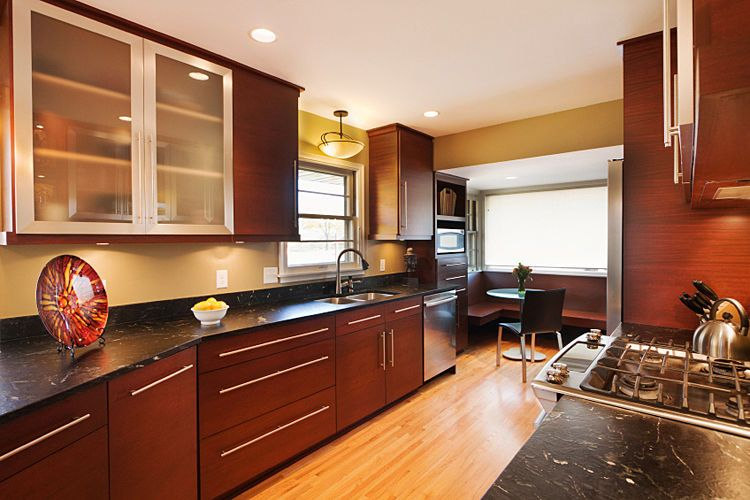 1000+ images about kitchen - contrasting wood floors on pinterest