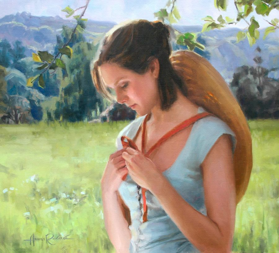 ariana richards art