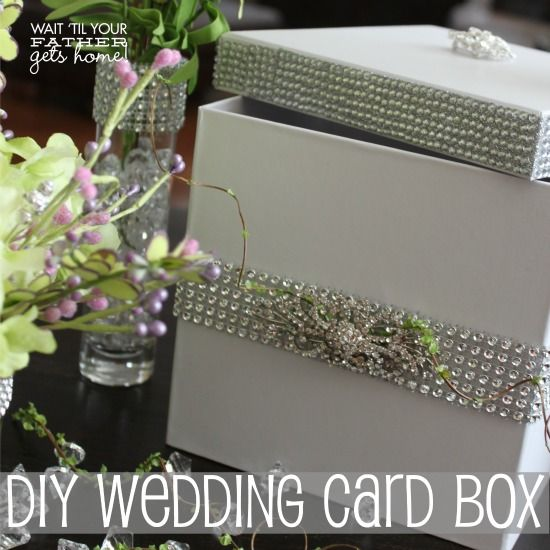 17 Best images about card boxes – Elegant Wedding Card Boxes