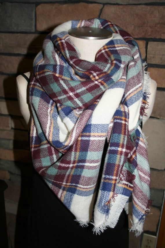 d5f305d40aec You are looking at the popular Plaid blanket scarf