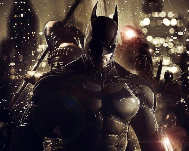 BATMAN ARKHAM KNIGHT Action Adventure Superhero Comic Dark Knight Warrior Fantasy Sci Fi Comics 50 Wallpaper Background