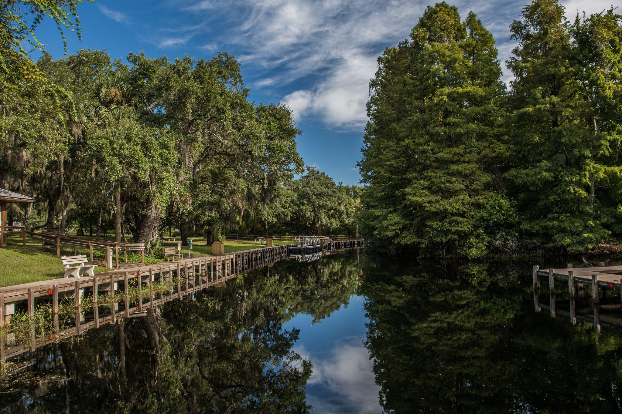 https://flic.kr/p/phmpgE | Lake Griffin State Park- Fruitland, Florida
