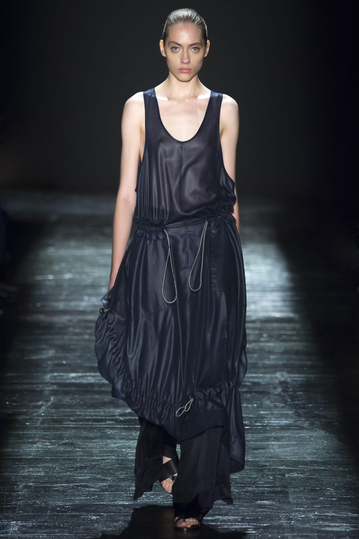 Public School Spring 2016 Ready-to-Wear Fashion Show - Greta Varlese