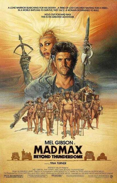 Mad Max Beyond Thunderdome Cast Art Movie Poster 11x17 Poster De Peliculas Peliculas Carteles De Películas Famosas