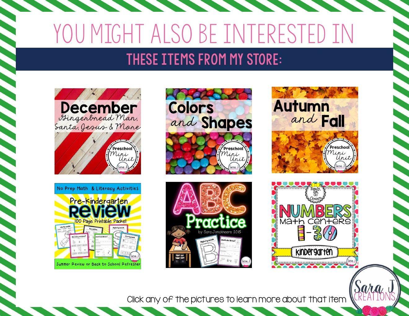 Free Printable Kindergarten Worksheets In
