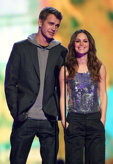 Hayden Christen and Rachel Bilson