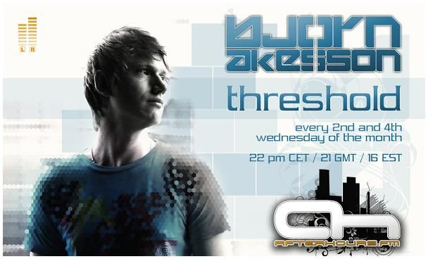 Threshold 072 Download & Stream http://soundcloud.com/bjorn-akesson/bjorn-akesson-threshold-072