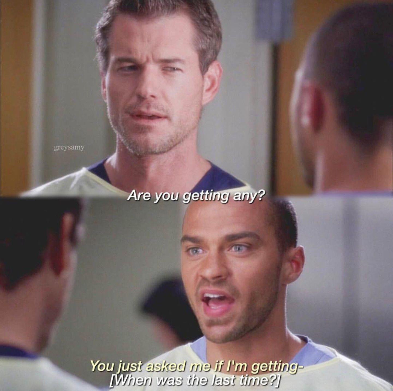 Mark as a mentor | Mark and Jackson | Grey\'s Anatomy | Tv shows ...