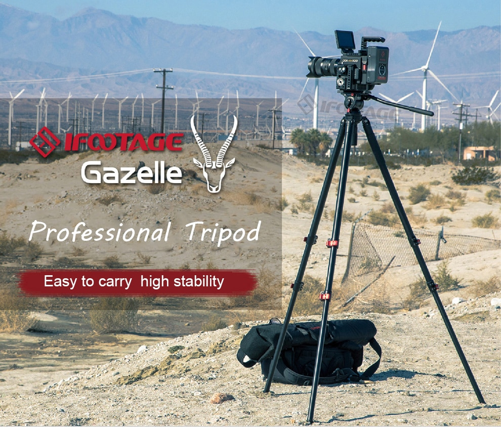 299 0us 20 Off Ifootage Gazelle Series Travel Tripod Tc7 Carbon Fiber Tripod Professional Photography Tripod For Sony Canon Dslr Camera Live Tripods Ali Professional Photography Camera Canon Dslr Camera Dslr Camera