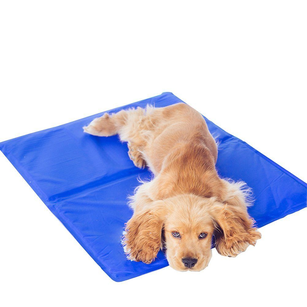 Pethouzz Pet Cooling Mat Self Cooling Pet Pads For Cats And Dogs Pet Cool Bed Visit The Image Link More Details This Is An Affili With Images Pet Cooling Mat Pet