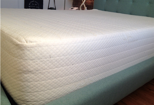 Our Brentwood Home Bamboo Gel 13 Mattress Review Mattresses Reviews Brentwood Mattress