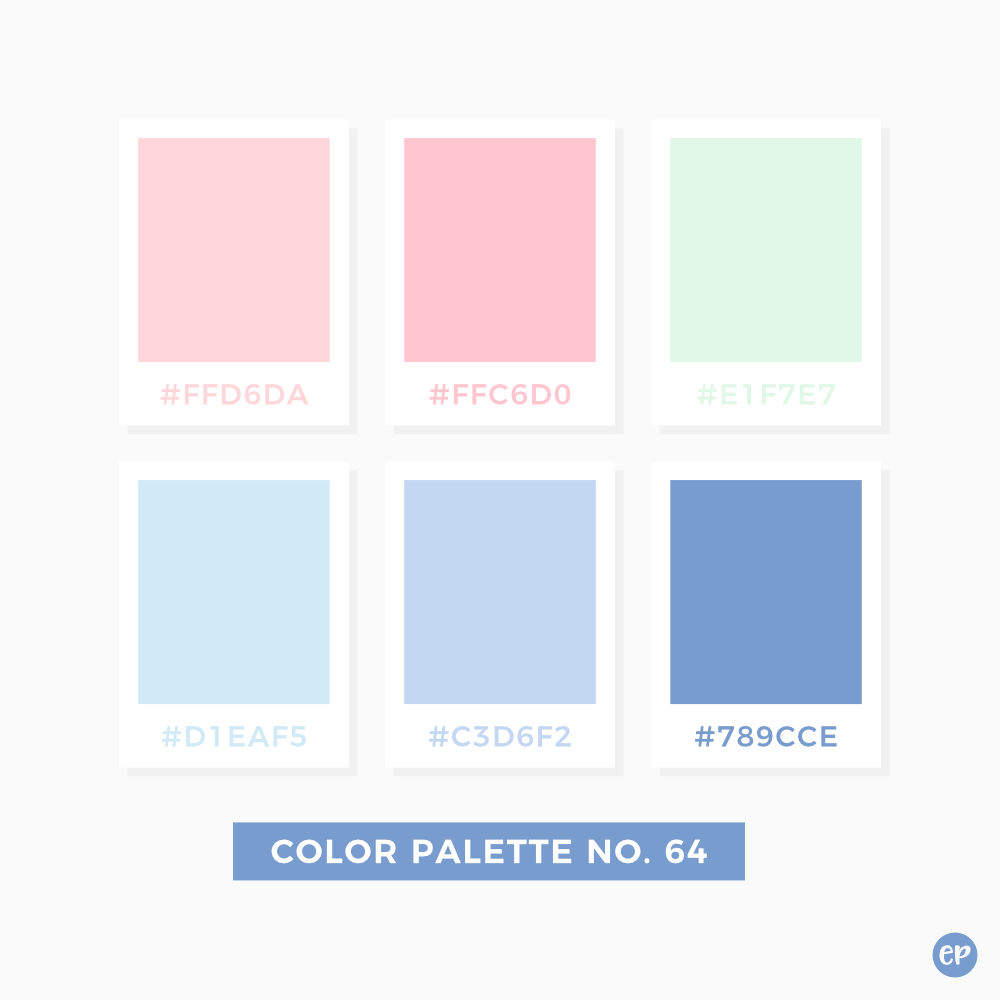 Color Palettes In 2019