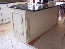 Island Redo2 Kitchen Colour Combination Refinishing Cabinets Refinish Kitchen Cabinets