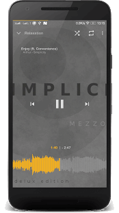 Which music player can play lyrics with music? - Quora