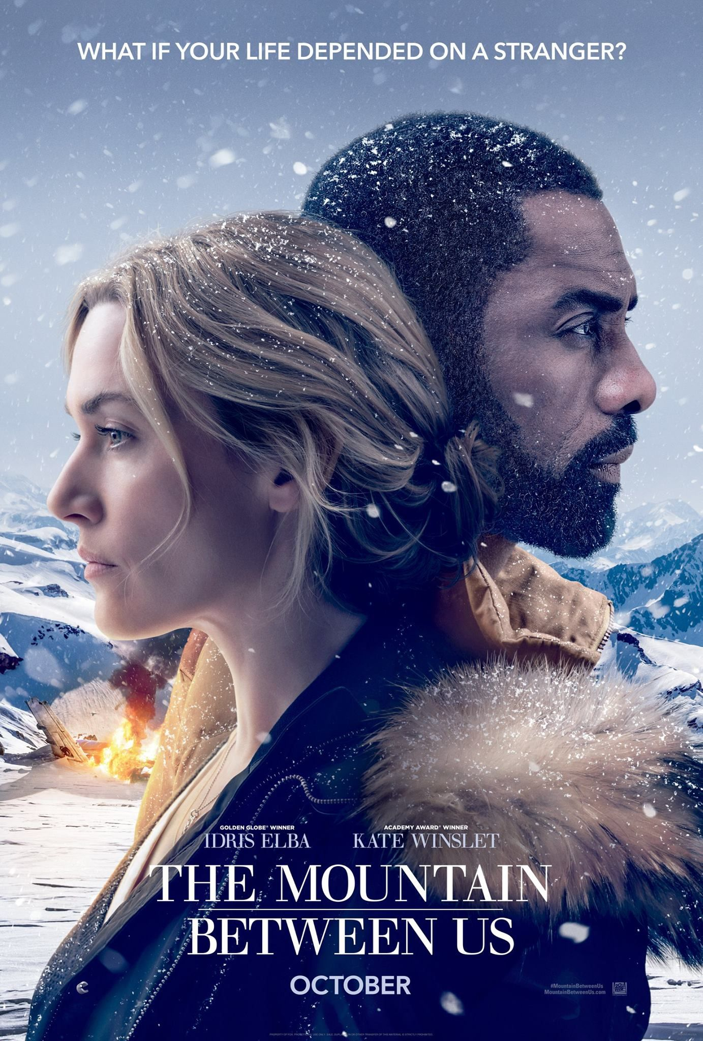 The Mountain Between Us Hd Wallpaper Ver Peliculas Gratis