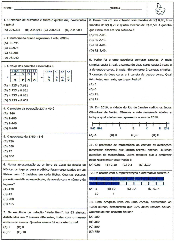 Arquivo Para Medidas De Tempo Pagina 2 De 5 Atividades De