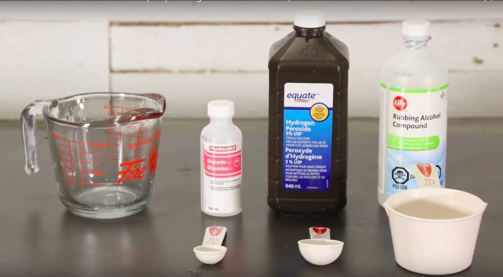 3 Homemade Hand Sanitizer Recipes Rubbing Alcohol Alternatives