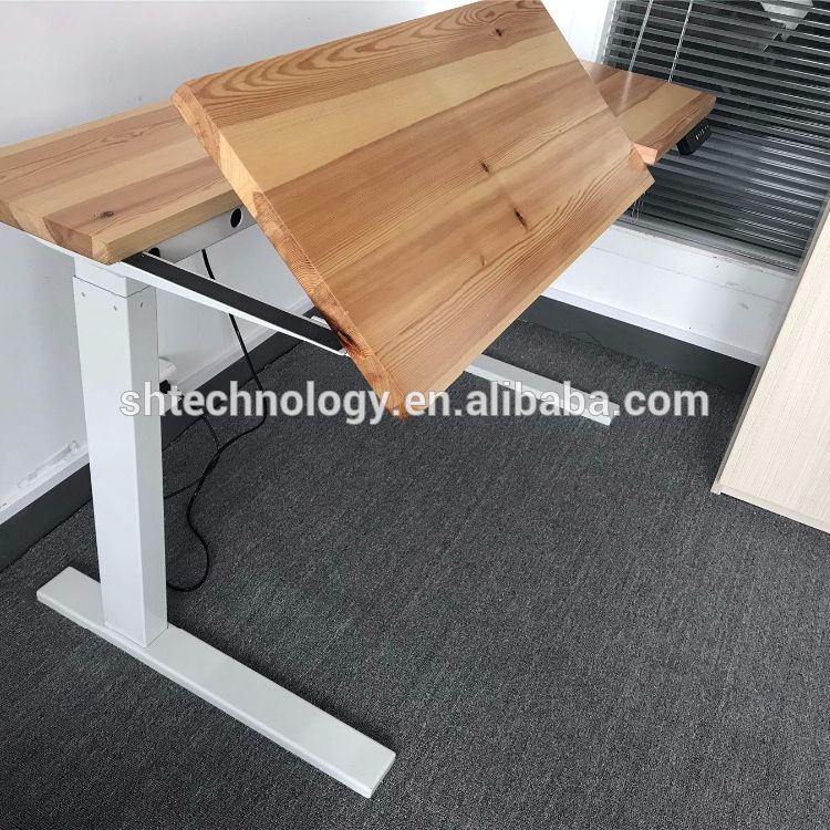Electrical Height Adjustable Drafting Table Drawing Desk Find Complete Details About Electrical Height Adj Drafting Table Drawing Desk Adjustable Height Desk