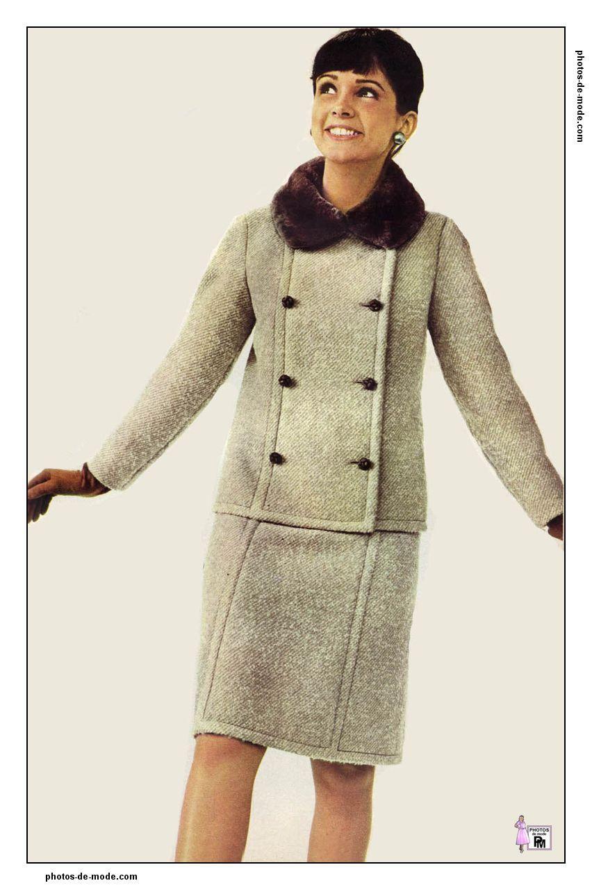 mode ann es 60 1966 vintage dress 60 39 s mode 1960 mode. Black Bedroom Furniture Sets. Home Design Ideas