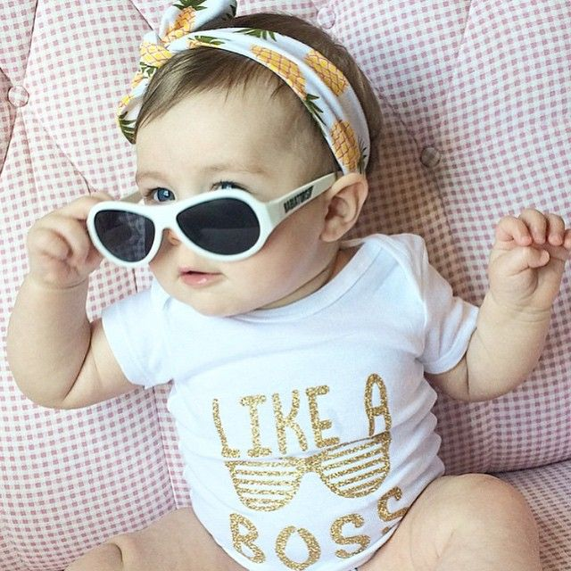 All day, every day. #likeaboss in #Babiators