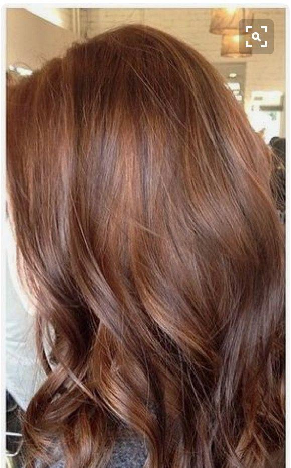 Color de cabello rubio tabaco