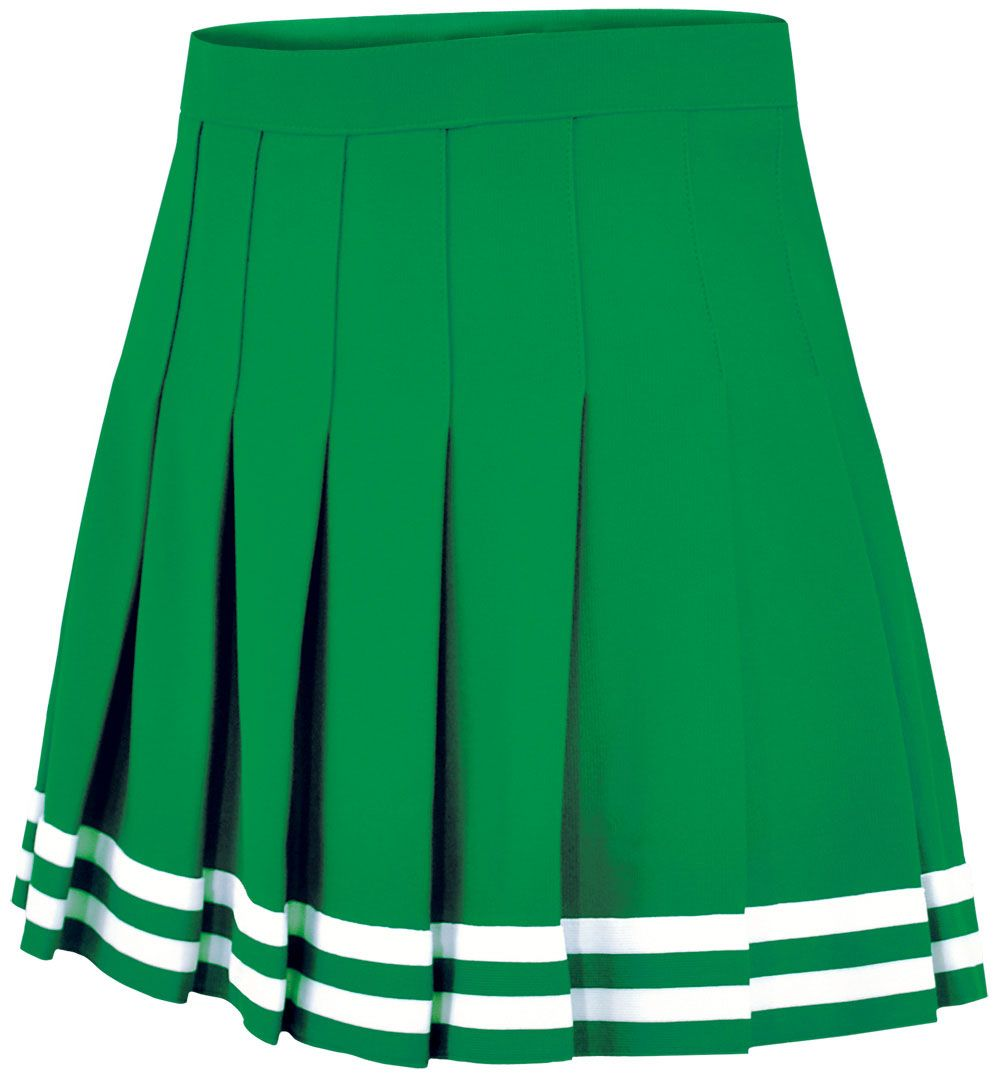 32758f2b2e1 The double knit Knife-Pleat Cheer Skirt is a double knit pleated uniform  skirt. This classic pleated cheer uniform skirt is great for youth and  school ...
