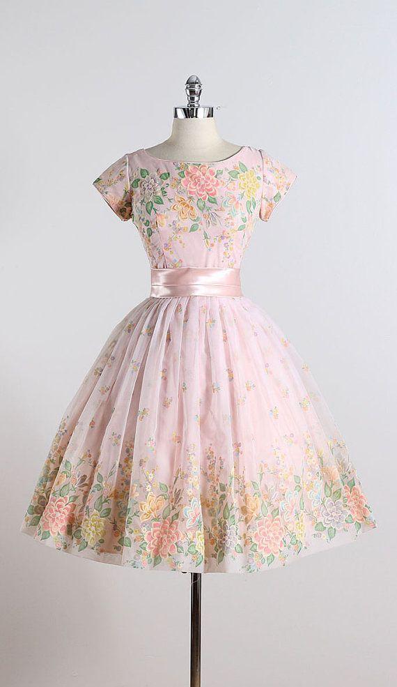 Best Vintage Dresses