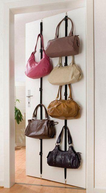 Wenko Taschen Garderobe Online Kaufen In 2020 Ordnungssystem