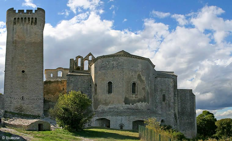 2 Montmajour Jpg 760 464 Abbaye Monument Patrimoine Mondial