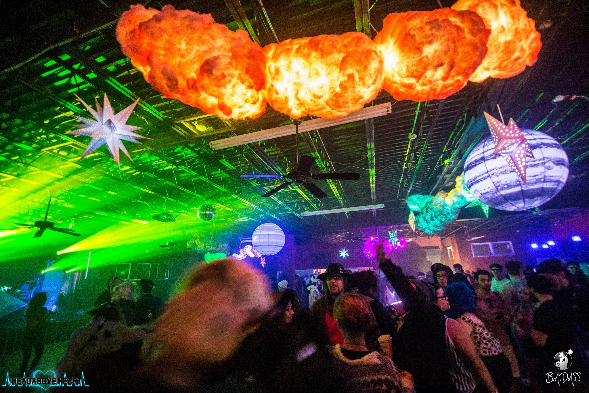 Cotton Candy Galaxy theme Rave and party Decor ...