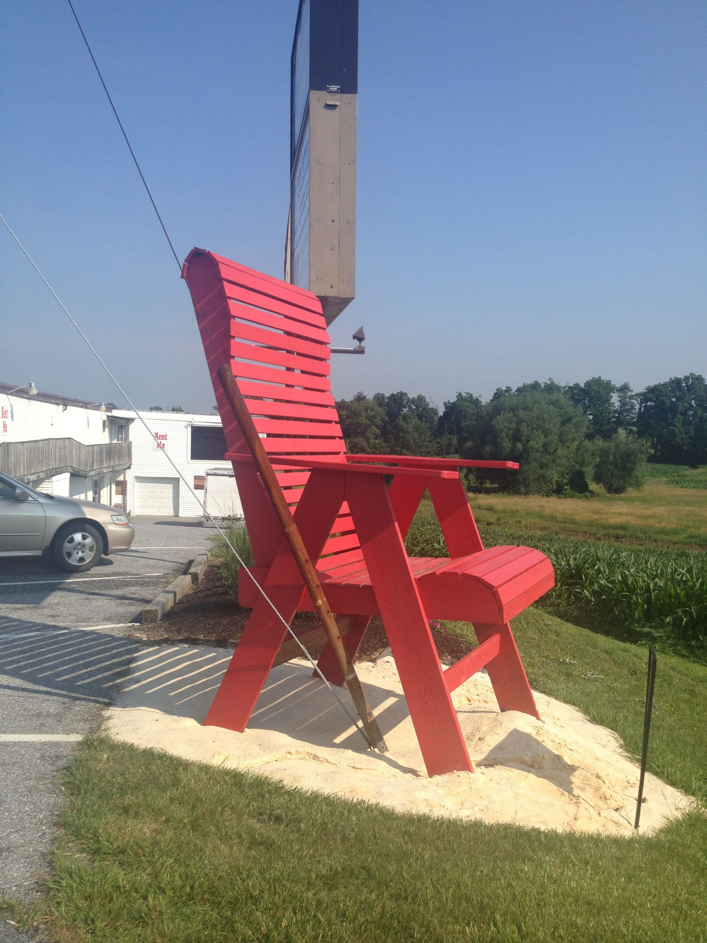 Giant Adirondack Chair Dillsburg Pa 180 Out In 2019