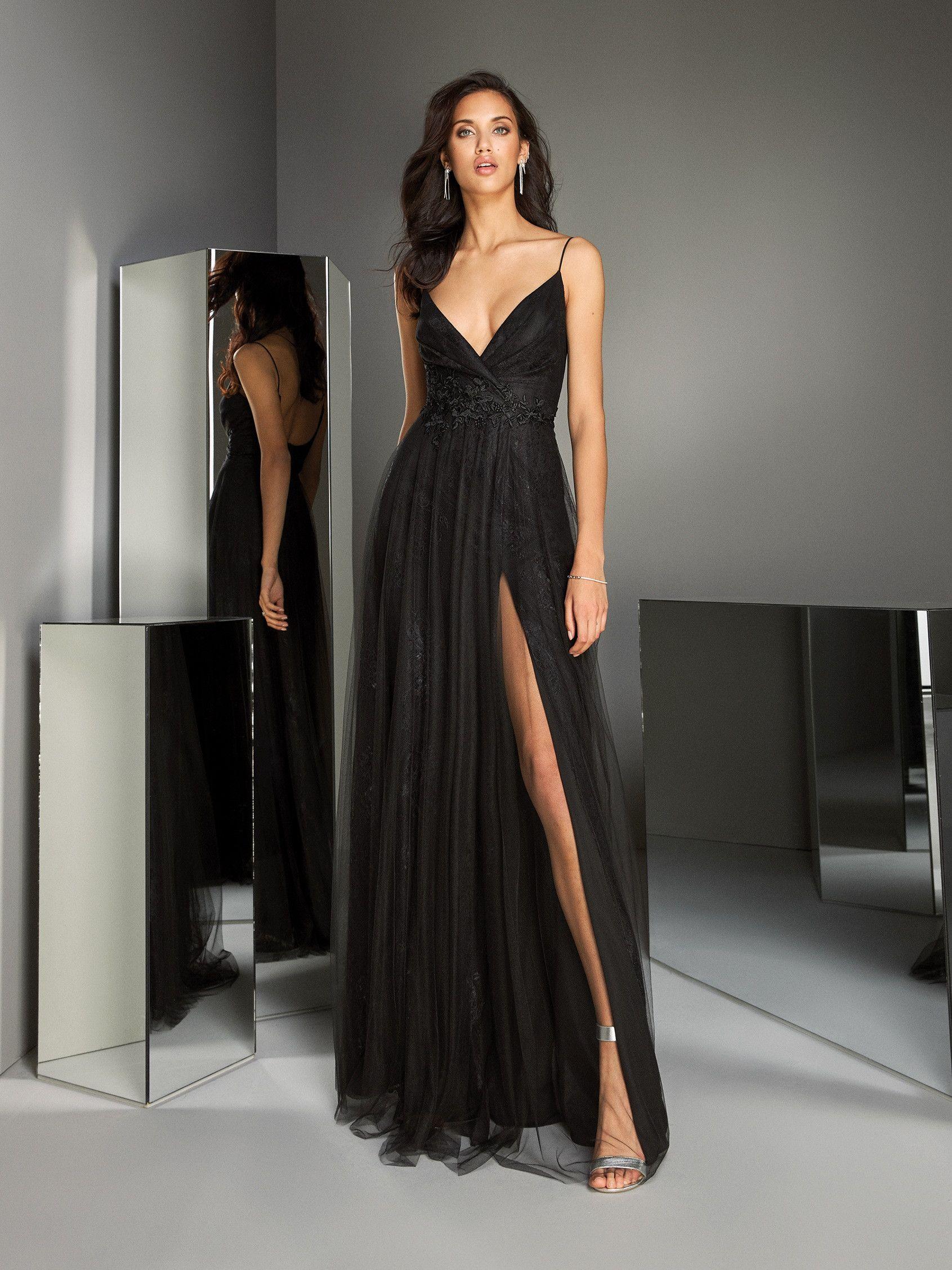 ATOL STYLE 15  Kleid mit ausgestelltem rock, Hübsche kleider