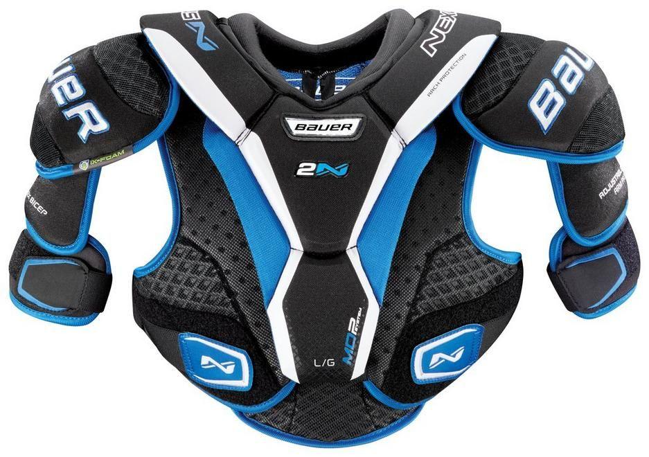 Bauer Nexus 2N Shoulder Pad Hockey shoulder pads, Hockey