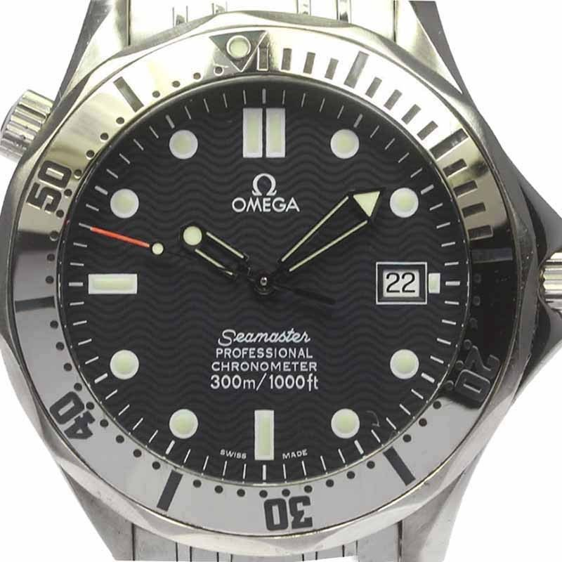 87aee5b7fcc Omega Omega Seamaster 2532.80 41mm Mens Watch