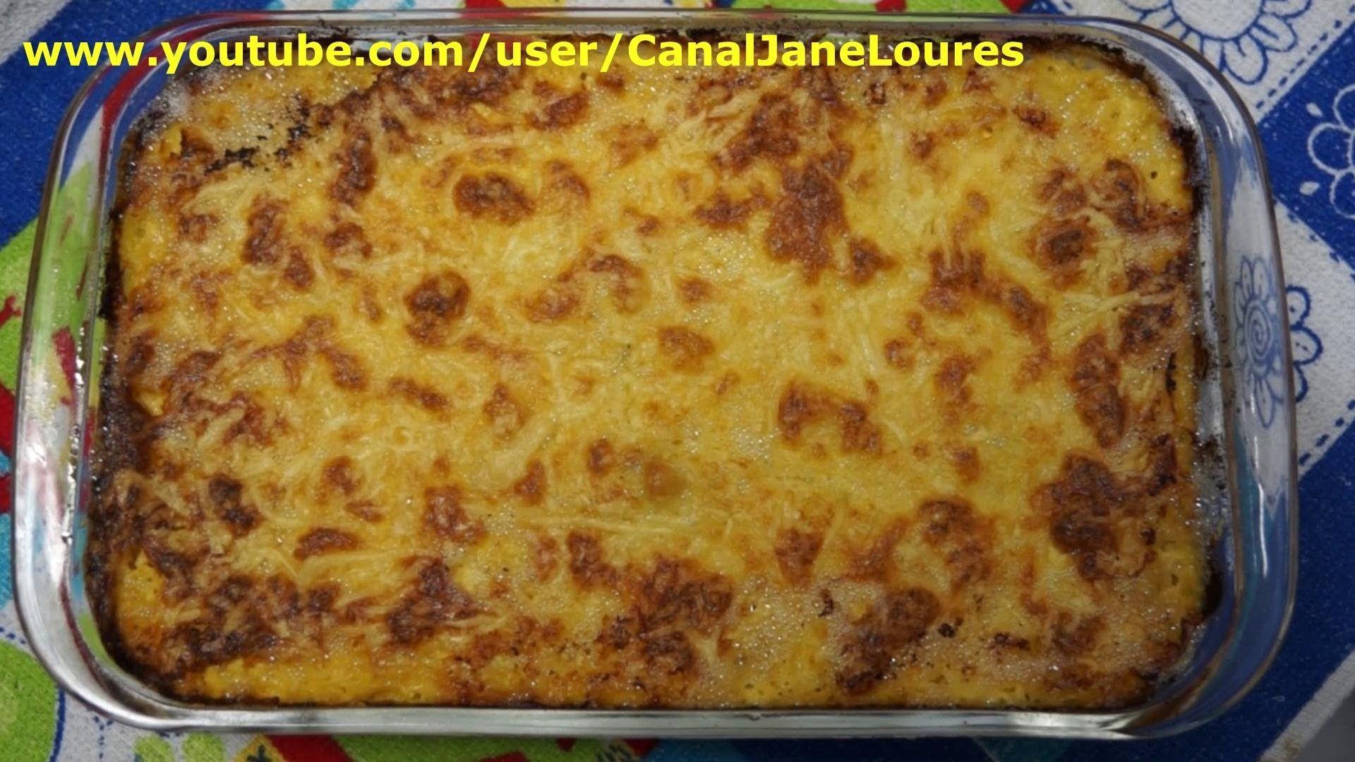 DICAS CASEIRAS - TORTA COM SOBRAS DE CARNES