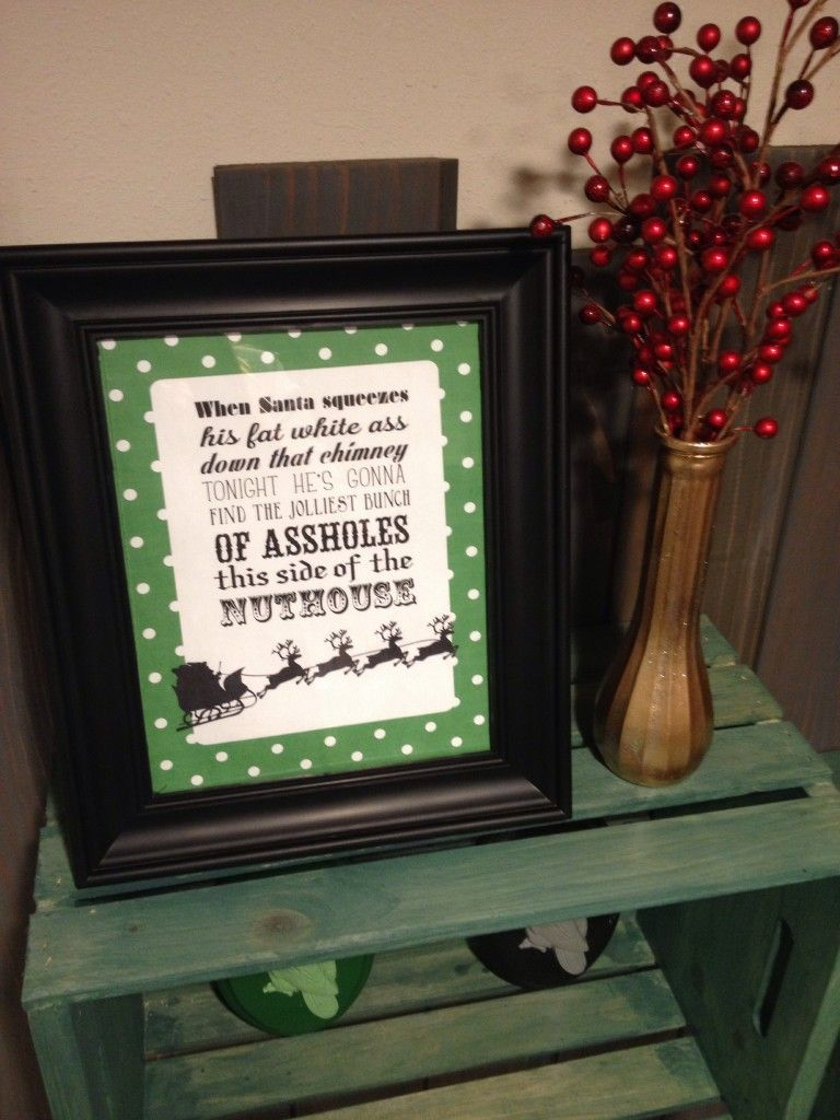 Christmas Vacation Party Ideas Part - 33: National Lampoonu0027s Christmas Vacation Free Printables. Xmas Party IdeasHoliday  ...